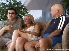 MILF Becomes A Perfect Swinger