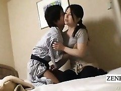 Subtitle Chinese milf hand job motel rubdown gone wrong