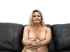 Ample Titty Mummy Gets Pounded and Creampied