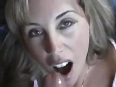 Compilation be advisable for housewives enjoying sucking heavens the hard cock